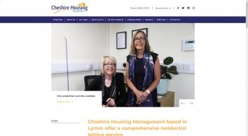Cheshire Housing Management