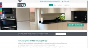 Cheshire Custom Kitchens Ltd