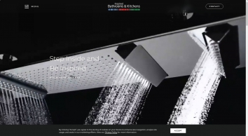 Bathrooms, Wetrooms & En-suites from Inspired Bathrooms & Kitchens