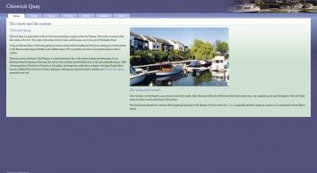 Chiswick Quay: Home