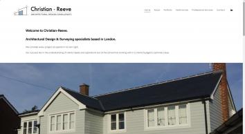 Christian - Reeve Architectual Design Consultants | Saffron Walden