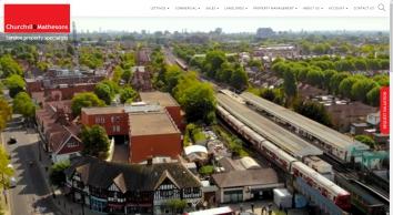 Churchill Estate Agents, Acton