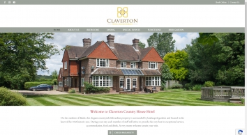 Claverton House Hotel