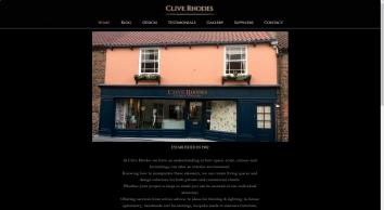 Clive Rhodes Interior Designer