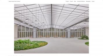 Casper Mueller Kneer Ltd Architects — London & Berlin