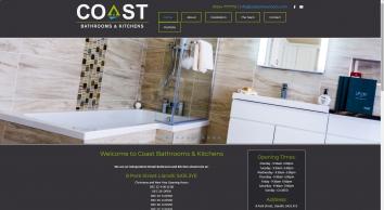 Coast Bathrooms and Kitchens Ltd