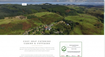Cologin Country Chalets and Lodges Oban, Scotland