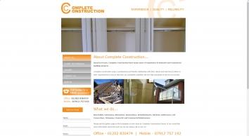 Complete Construction Dorset Ltd