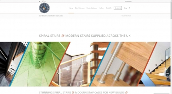 Spiral Staircases   Complete Stair Systems