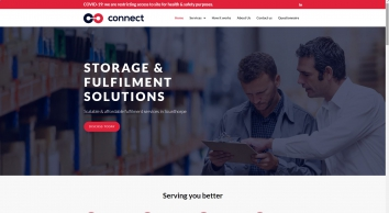 Connect Warehouse - Storage & Fulfilment Solutions