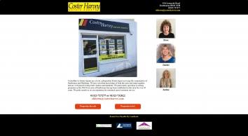 Coster Harvey, Eastbourne