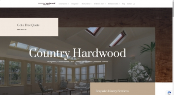 Country Hardwood Conservatories