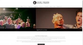 Court Theatre Training Company