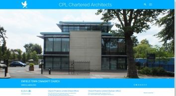 CPL Chartered Architects | Church Projects Ltd - cplarchitects.co.uk