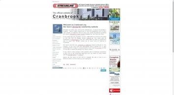 Cranbrook Village