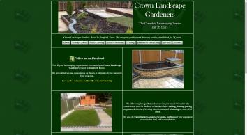 Crown Landscape Gardeners