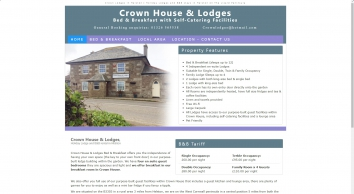 Bed & Breakfast Helston Cornwall - B&B Holiday Lodges Cornwall