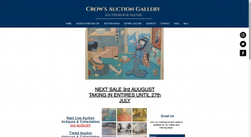 Crow\'s Auctions
