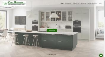 Quality kitchens, Designed, Supplied & Installed | Cruz Kitchens