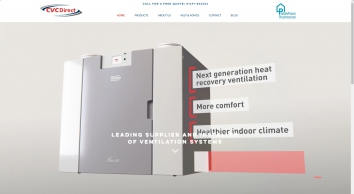 CVC Direct Ltd - MVHR - CVAC - REHAU Geothermal