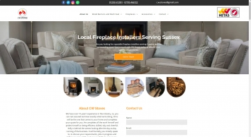 Fireplace installers | CW Stoves