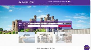 Dafydd Hardy Estate Agents - Gwynedd & Anglesey - Buy, Sell, Let Homes