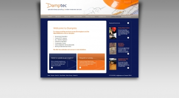 Damptec - Specialist damp-proofing & timber treatment services