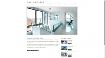 David Wright Architectural Design - Contemporary inspired buildings