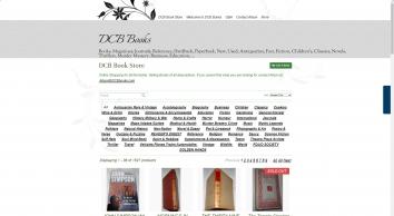 DCB Books