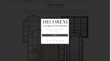 Decorexi A World Of Interiors