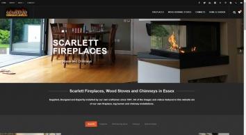 Scarlett Fireplaces, Wood Stoves & Chimneys