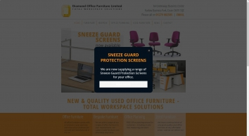 Diamond Office Furniture Ltd