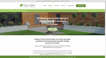 Dominic Richards Landscaping