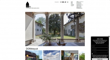 DOM Stay & Live | Architecturally Stunning Homes to Stay & Live In
