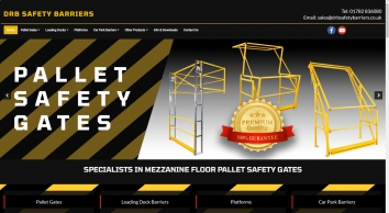 DRB Safety Barriers