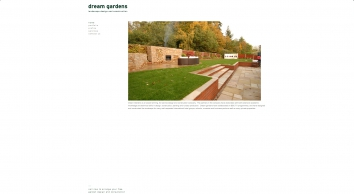 Landscape Design and Garden Construction - Dream Gardens