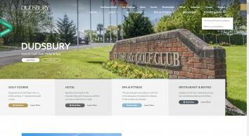 Dudsbury Golf Club Hotel & Spa