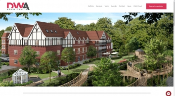 D W A Architects Ltd