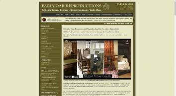Early Oak Reproductions