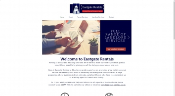 Eastgate Rentals, Chester