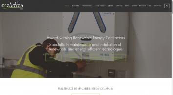 Renewable Energy Specialist Contractors — Ecolution Group