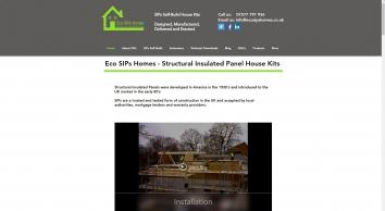 Eco SIP Homes