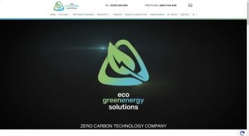 Eco Greenenergy Solutions Ltd