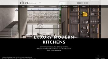 Elan Kitchens, Modern Designer Luxury Leicht Kitchens In Fulham, London