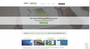 Energy Saving Grants
