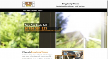 Double Glazing Scunthorpe | Energy Saving Windows | Windows And Doors/Conservatories/Energy Efficient Windows/UPVC/Bi Folding Doors/Peplacement Windows
