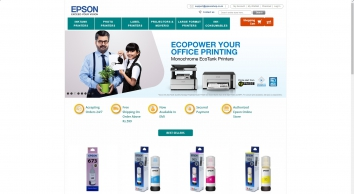 Buy Printers Projectors from Epson Shop