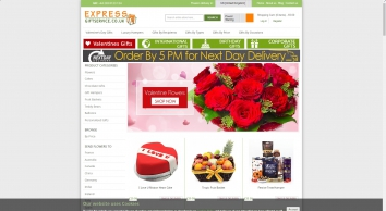 Flowers,Fruits,Gift Hampers and Chocolates by Post - ExpressGiftService