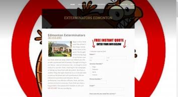 Pest Control Edmonton | Edmonton Exterminators