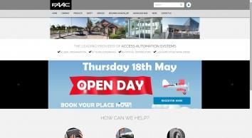 FAAC (UK) Ltd